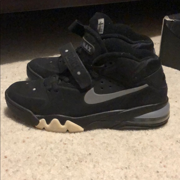 Nike Other - Air Force Max 13' Black Cool Grey sz 11